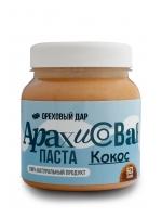 Паста арахисовая Кокос 300 грамм