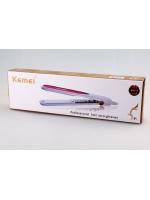 Утюжок выпрямитель для волос Kemei KM 532