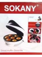Аппарат для приготовления кексов маффин (Маффин Мейкер) Sokany 3104