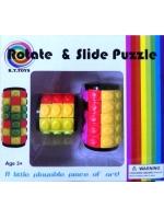 Головоломка Rotate Slide Puzzle 3+7 и 3+5