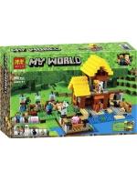 Конструктор Bela Minecraft Фермерский коттедж №10813