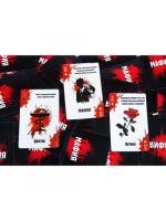 Настольная игра карты Мафия