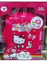 Детский чемоданчик Hello Kitty с игровым набором магазина