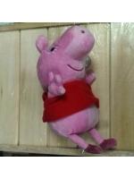 Игрушка мягкая свинка Пеппа Peppa