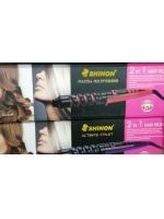 Спиральные щипцы плойка для завивки волос Shinon 8789