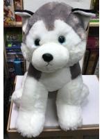 Собачка мягкая Хаска 60 см