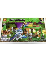 Конструктор Bela Minecraft №11138