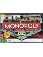Настольная игра Монополия с городами России