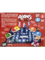 Настольная игра Alians 288 карточек более 2500 слов