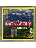 Настольная игра Монополия Бизнес КЗ Monopoly Business KZ