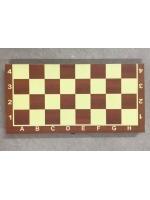 Набор шахматы и шашки деревянные 34 х 34 см
