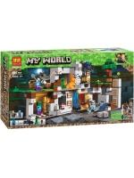 Конструктор Bela Minecraft Приключения в шахтах №10990