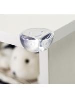 Стопы на уголок стола - защита 4 штуки круглые в мягкой упаковке