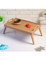 Столик для завтрака складной Сканди 47 х 30 х 21 см фанерный
