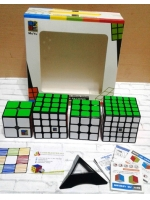Набор скоростных кубиков MoYu MF2S MF3RS MF4S и MF5