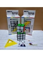 Подарочный набор кубиков MoFangJiaoShi Gift Packing with 2 cubes MF2S MF3S