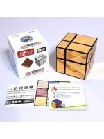 Скоростной кубик головоломка зеркальный ShengShou 2 х 2