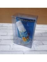 Профессиональная смазка для кубика Рубика Смазка Maru Синяя (10ml)
