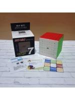 Скоростной кубик Рубика Qiyi MofangGe QiXing S 7х7