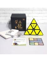 Скоростная головоломка YuXin HuangLong Pyraminx M