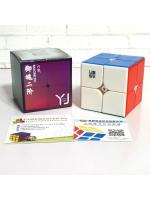 Скоростной кубик YJ YuPo V2 M 2x2