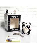 Скоростная головоломка YuXin Mini Panda 2x2 Keychain Брелок