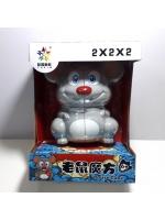Скоростная оригинальная головоломка YuXin Mouse 2x2