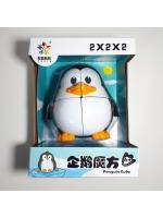 Скоростная оригинальная головоломка YuXin Penguin 2x2