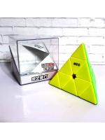 Скоростная головоломка QiYi MoFangGe MS Magnetic Pyraminx