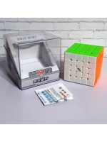 Скоростная головоломка QiYi MoFangGe MS Magnetic 5x5