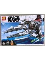 Конструктор Lari 11421 Перехватчик СИД Чёрного аса Space Wars
