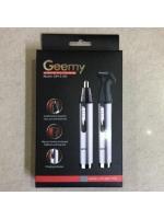 Триммер для носа 2 в 1 Geemy GM-3105