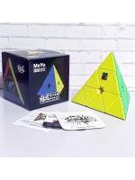 Скоростная головоломка MoYu MoFangJiaoShi MeiLong Magnetic Pyraminx