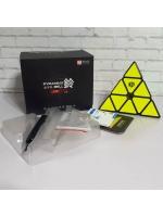 Скоростная головоломка QiYi MoFangGe X-man Bell Magnetic Pyraminx V2