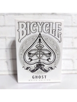 Карты Bicycle White Ghost Legacy Edition