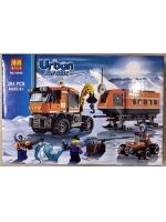 Конструктор Bela 10440 Urban Передвижная арктическая станция