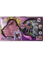 Детский набор косметики с сумочкой с пайетками из серии ImA Girl