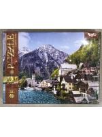 Настольная игра Пазл Альпы 1500 элементов