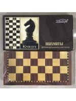 Шахматы деревянные с магнитами 30 х 30 см