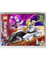 Конструктор 818 Ninja World серия 98063-4 из 182 детали
