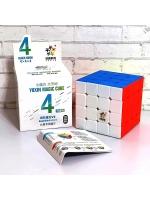 Скоростная головоломка YuXin Black Kirin V2 4x4