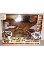 Динозавр Dinosaur Planet Т-Rex с дартсем и стрелами