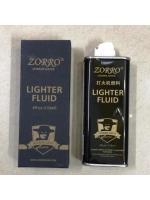 Бензиновый баллончик для заправки зажигалки Zorro 133 ml