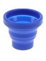 Складной силиконовый стакан 150 мл