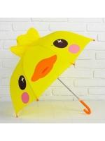 Зонт детский объемный в ассортименте