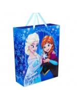 Пакет подарочный ламинированный вертикальный Самый лучший подарок Холодное сердце 18 х 23 х 10 см