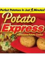 Мешочек для приготовления картофеля в микроволновой печи