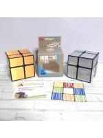 Скоростной кубик Рубика YJ Mirror 2x2