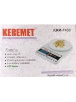 Весы электронные кухонные Keremet F-400