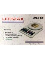 Весы электронные кухонные Leemax F-400
